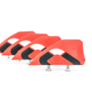 Ozone Kiteboard Fins - Set of 4