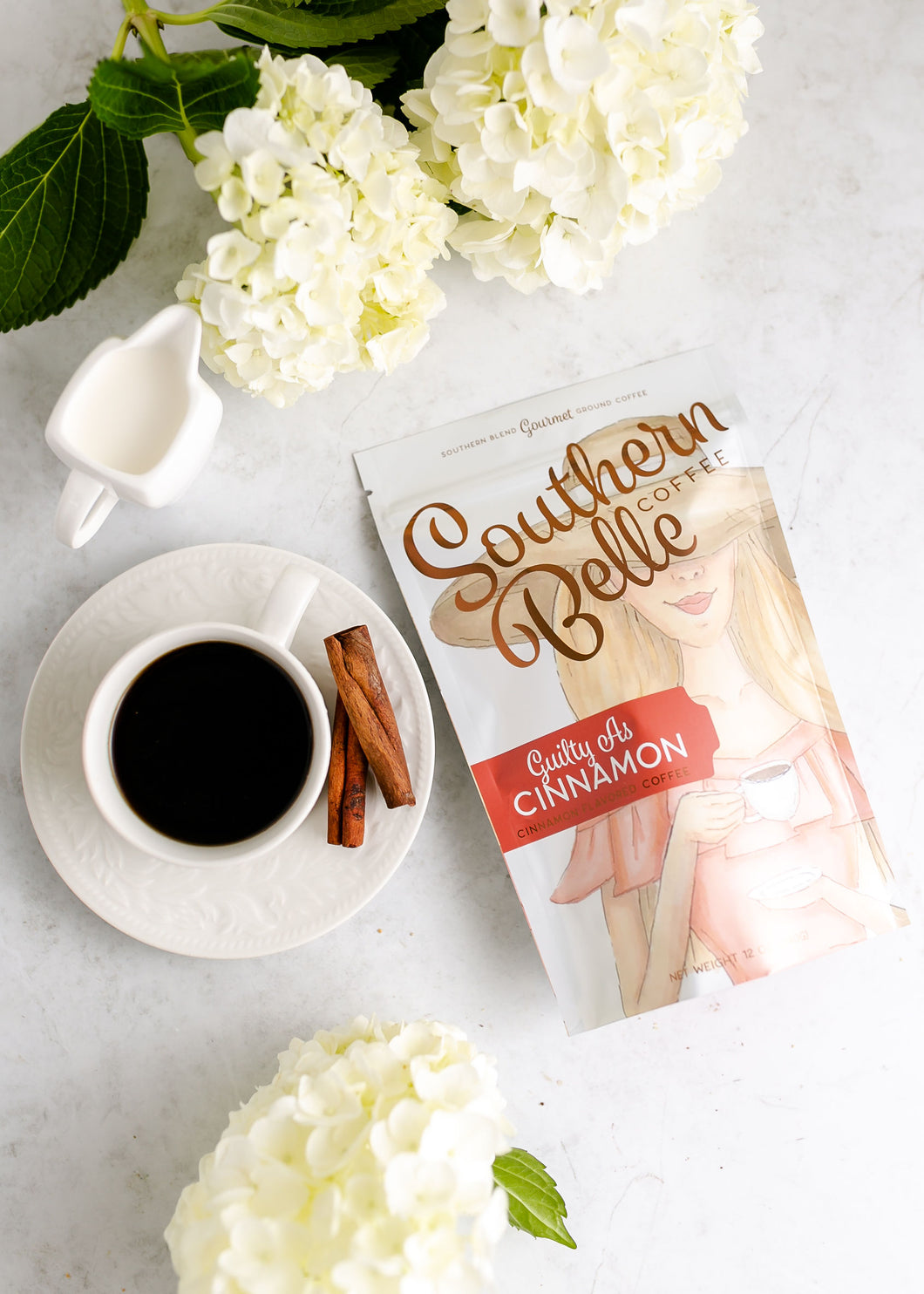 Guilty As Cinnamon - Cinnamon Hazelnut Flavor