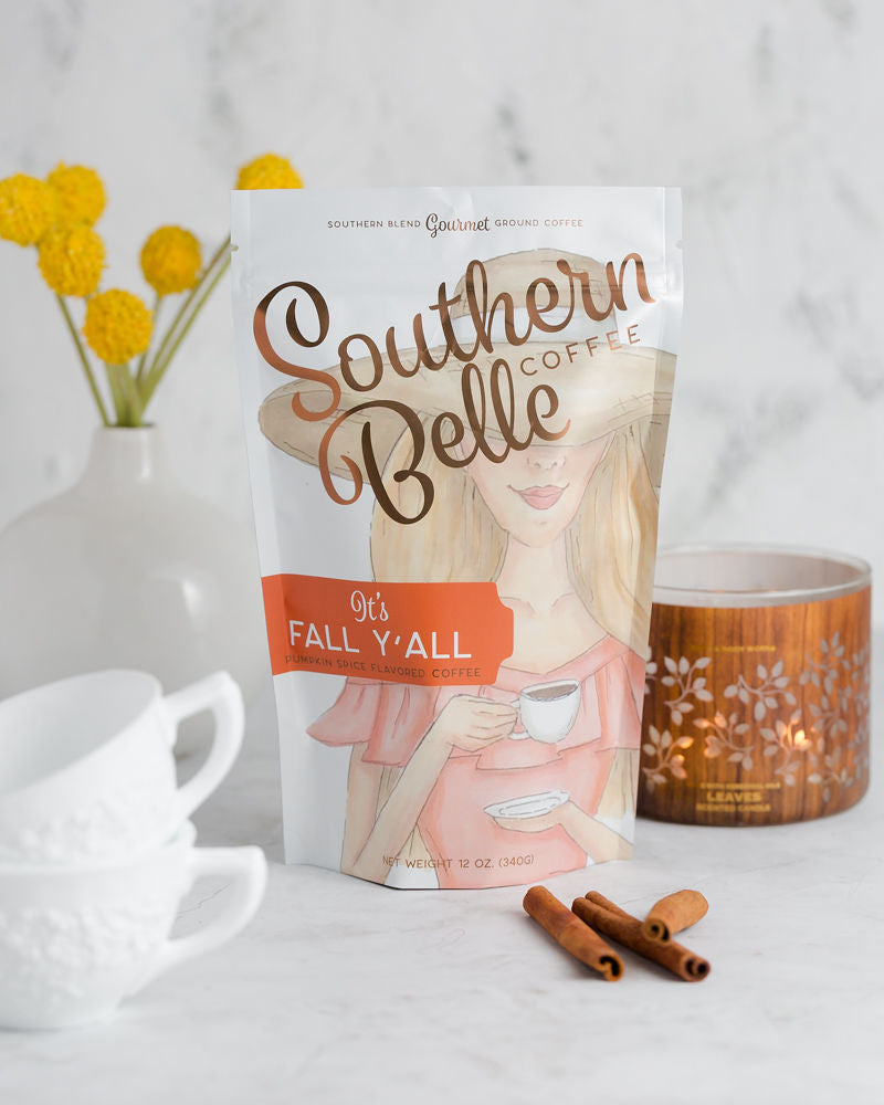 It's Fall Y'all - Pumpkin Spice Flavor