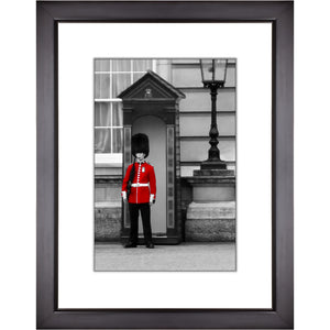 Framed Fine Art Print, London Guard