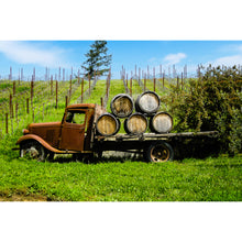 Load image into Gallery viewer, Fine Art Print, California, Wine Country, Old Truck