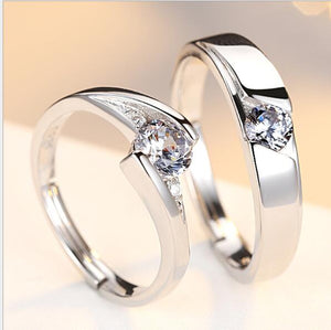 Adorable Matching Ring Set