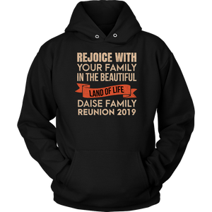 Rejoice With Your Family In The Beautiful Land Of Life Daise Family Reunion 2019