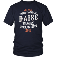 Load image into Gallery viewer, Official Survivor Of Daise Family Reunion 2019