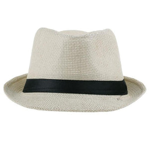 Unisex Beach Straw Sun Hat