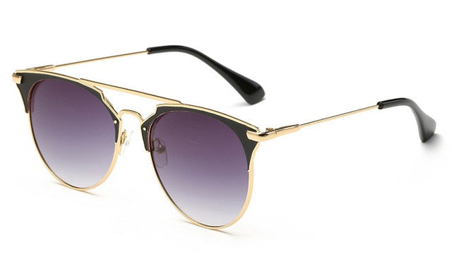 Round Luxury Sunglass
