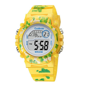 Camouflage Watch For Kids