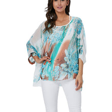 Load image into Gallery viewer, Tops and Blouses Plus Size Summer Fashion