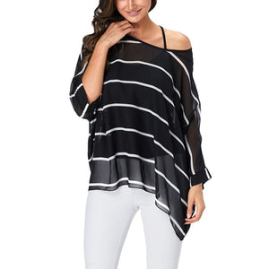 Tops and Blouses Plus Size Summer Fashion