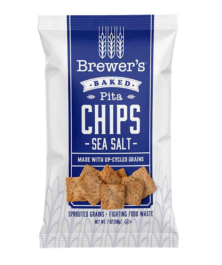 Brewer's Chips - Sea Salt