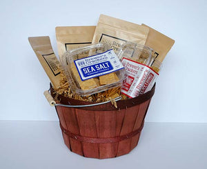 Brewer's Crackers Gift Basket