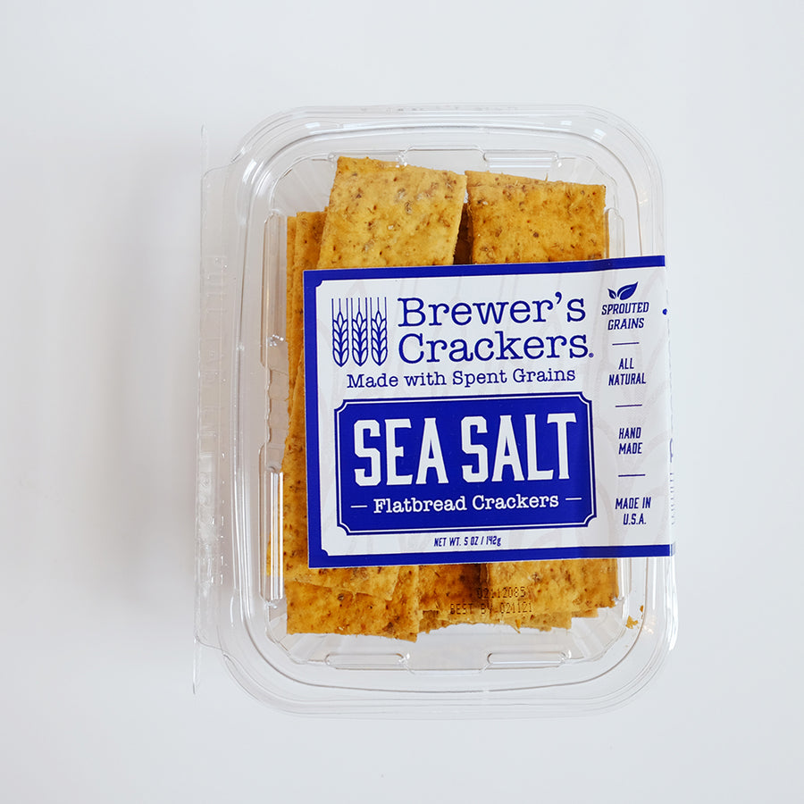 Sea Salt Flatbread
