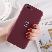 Heart Pattern iPhone Case