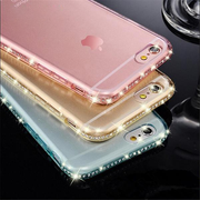 Diamond Transparent IPhone Cover