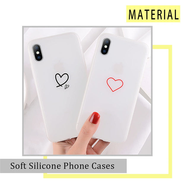 Luminous Silicon Case For iPhone