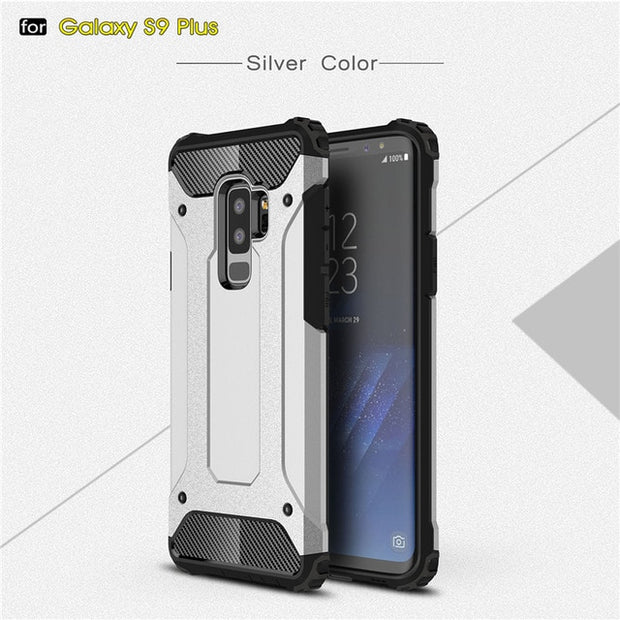 Rugged Armor Case For Samsung Galaxy