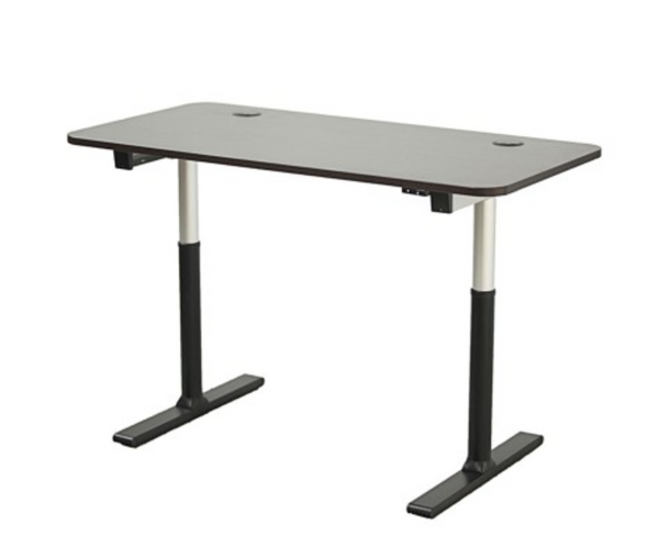 "Vortex Series 60"" Height Adjustable Desk Espresso, Light Cherry or New Cherry"