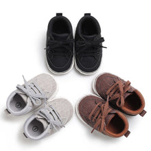 Load image into Gallery viewer, Baby Toddler Soft Sole Leather Anti-slip Shoes Infant Baby Casual Shoes