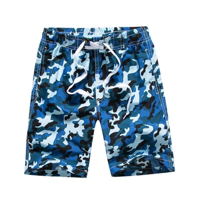 Summer Child Board Shorts Beach Swimwear 100% Cotton Shorts For 7-15T Boys Swim Shorts Printed Teenager Swimming Trunks Swimsuit
