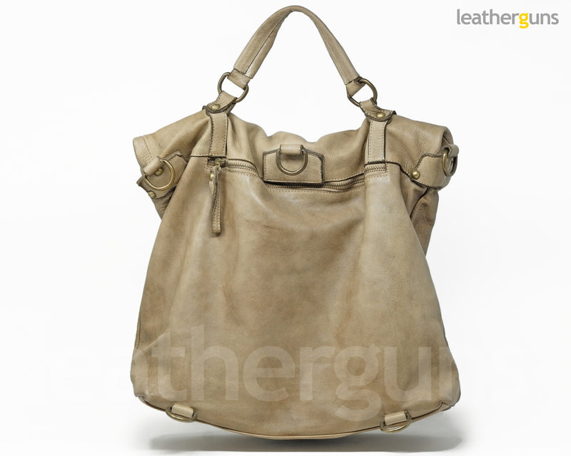 CARLOTTA LEATHER BAG