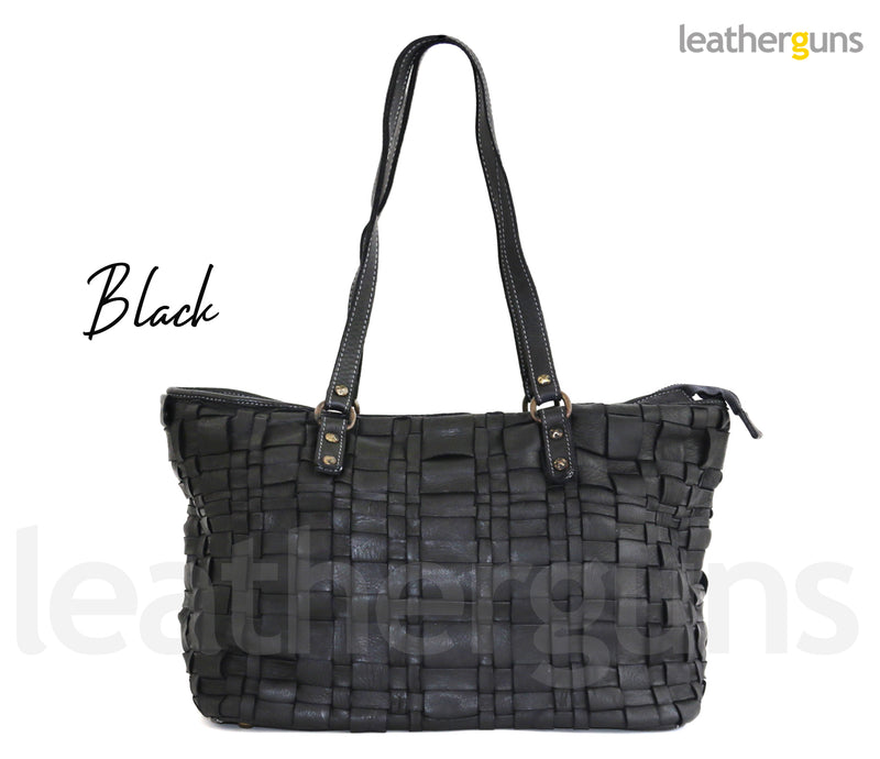 CAROLINA LEATHER HANDBAG
