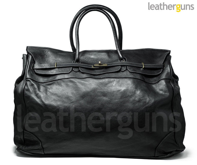 GABRIELLA LEATHER BIG Handbag