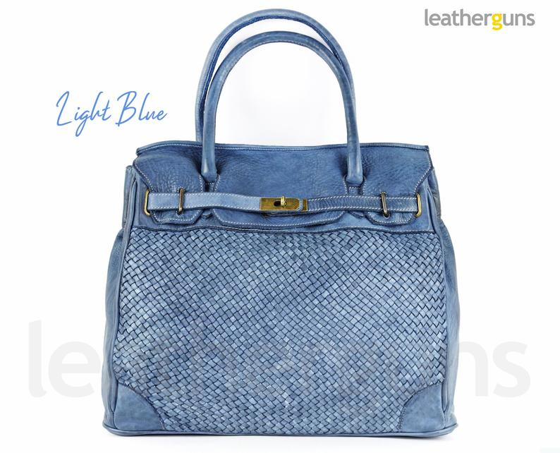 ROSA LEATHER HANDBAG