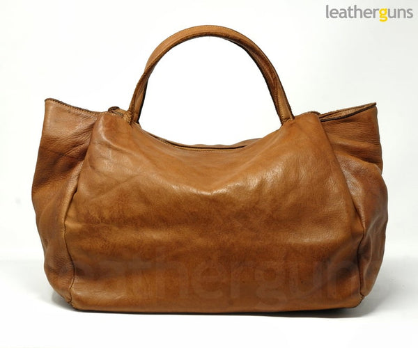 GIULIA LEATHER HANDBAG