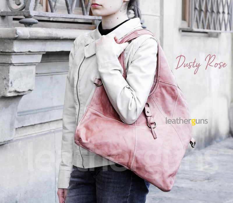 LUNA LEATHER BAG