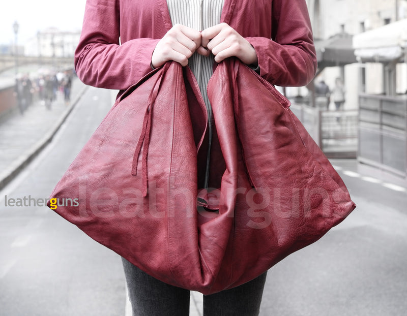 NOEMI LEATHER Shoulder BAG