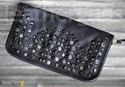 ANABELLA LEATHER WALLET Italian Leather Wallet