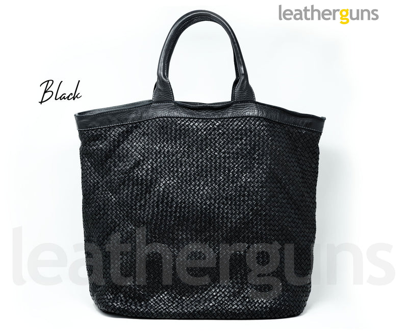 LUDOVICA  LEATHER HANDBAG