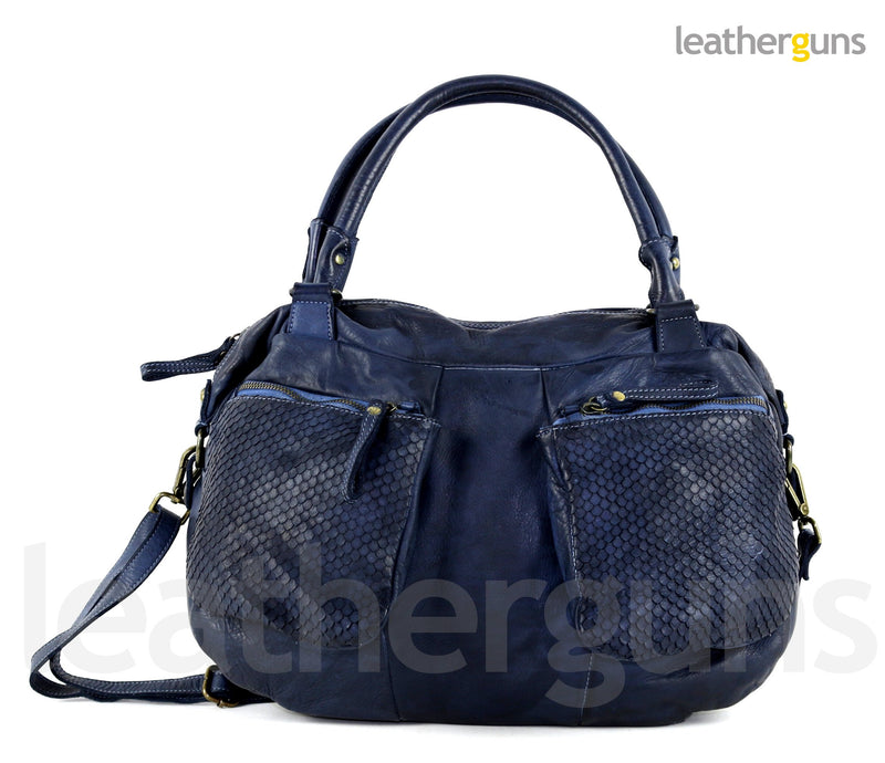 PAOLA LEATHER WOMAN Bag