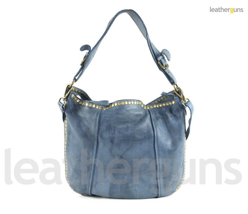 FERNANDA LEATHER HOBO Bag