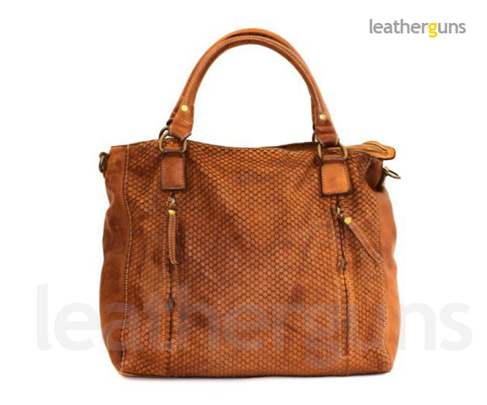 ARIANNA LEATHER HANDBAG