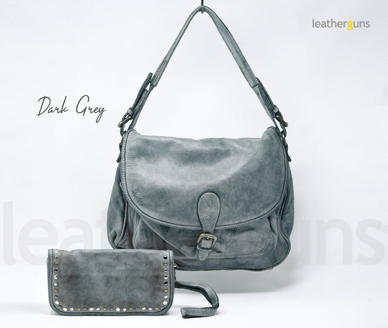 Donatella Leather BAG