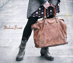 GIANNA LEATHER BAG