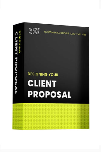 Designing Your Client Proposal