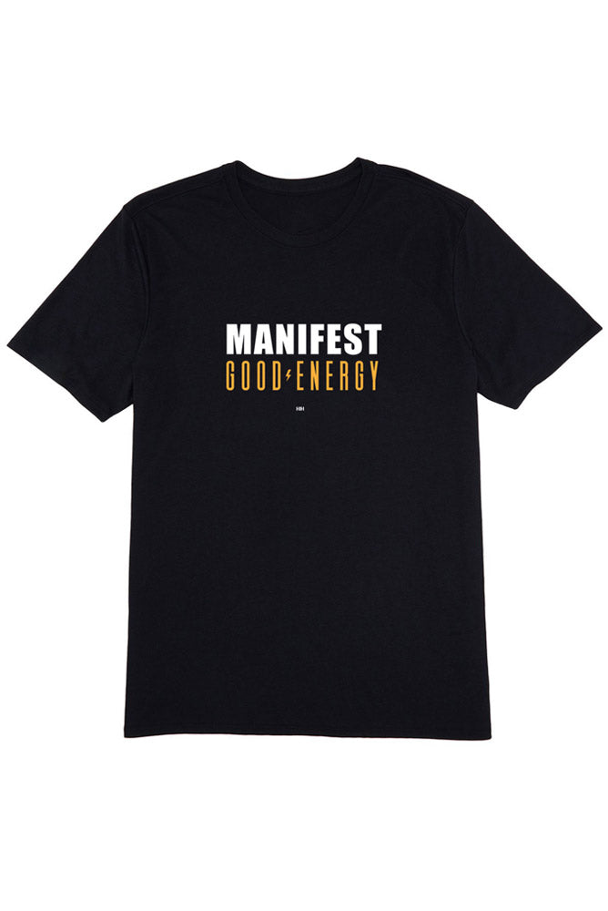 MENS | Manifest Good Energy T-Shirt