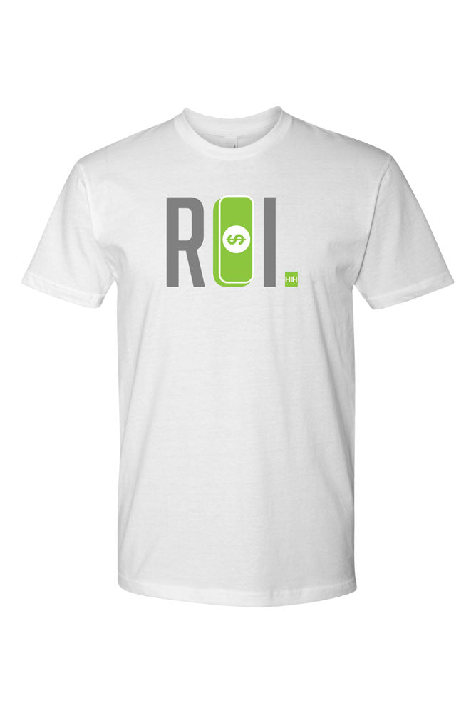 "MENS | Return on Investment ""ROI"" T-Shirt"