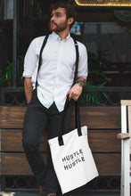 Load image into Gallery viewer, Hustle Inspires Hustle Tote Bag