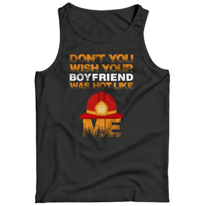 Dont You Wish - Limited Edition - V-Neck - Tank Top / Black / S - V-Neck T-Shirt - Visualtshirt.com