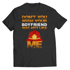 Don't you wish - Limited Edition - V-neck - Unisex Shirt / Black / s - V-neck T-shirt - Visualtshirt.com
