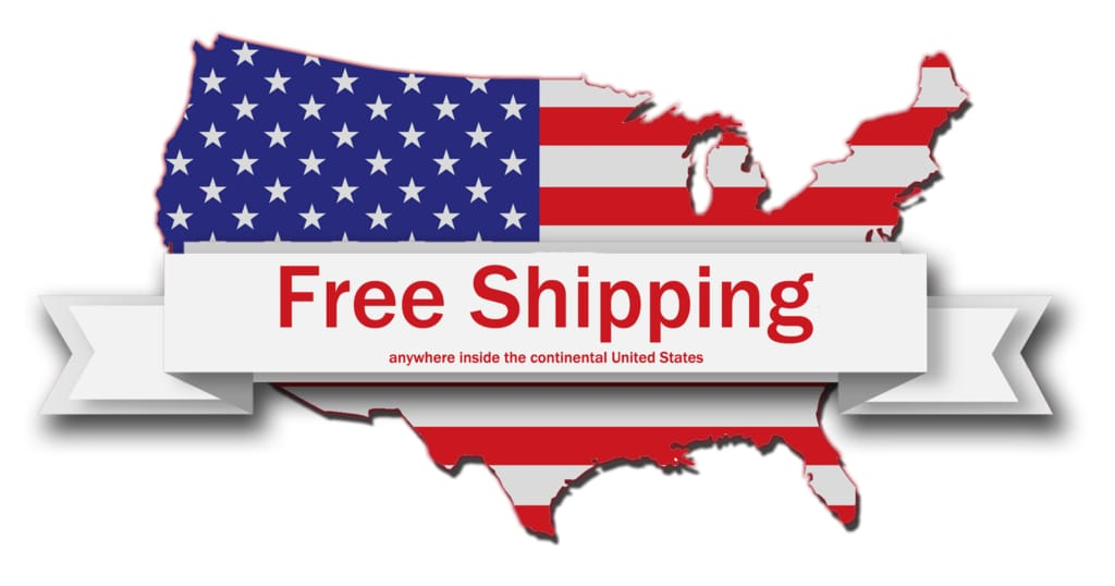 FREE SHIPPING ON ORDERS OVER $75 | FREE SHIPPING FOR INTERNATIONAL ORDERS OVER $125