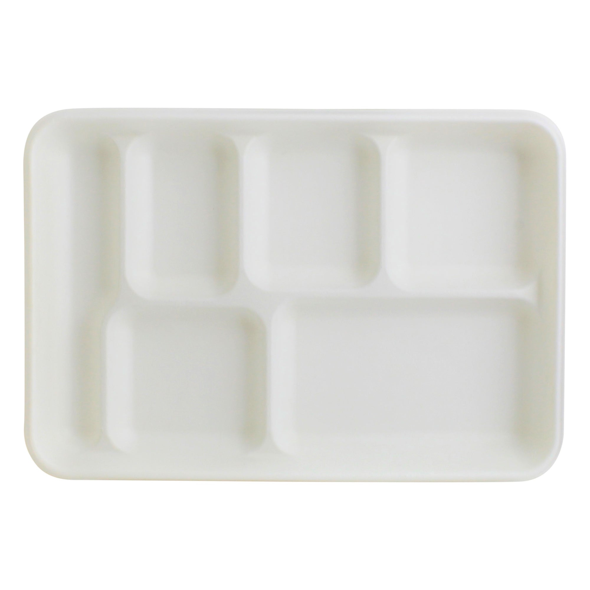 Bagasse Compartment/School Trays