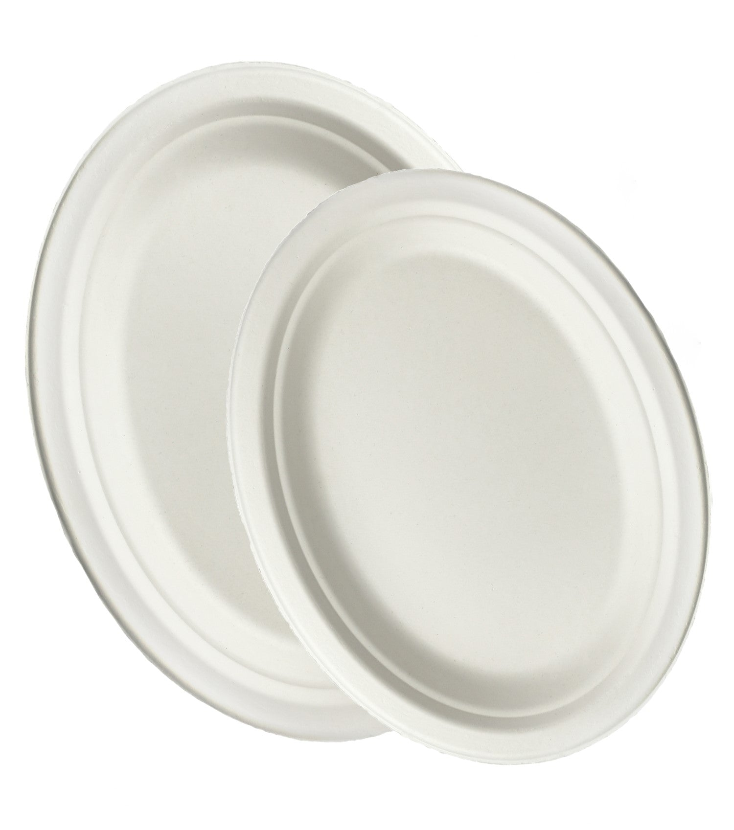 Baggase Oval Platters