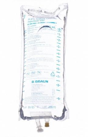 1000ml Sodium Chloride 0.9%-CLASS 9-Birth Supplies Canada