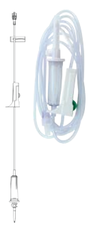 IV Gravity Administration Sets Non Needle-Free, 60drops/mL, 85""