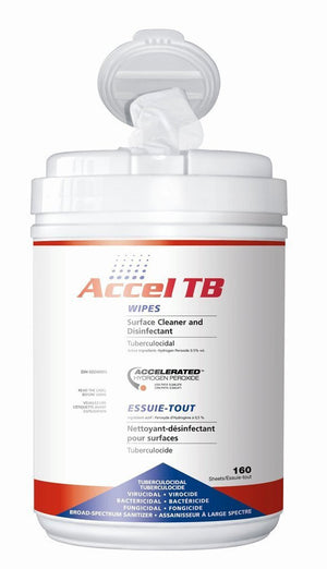 Accel TB wipes-Medical Supplies-Birth Supplies Canada