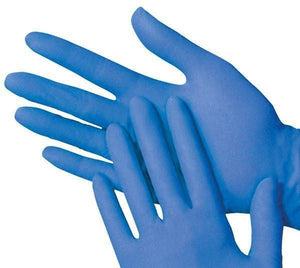 Accelerator-Free Nitrile Exam Gloves - Non-Sterile-Medical Gloves-Birth Supplies Canada